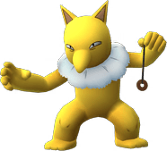 Hypno Pokemon Lets GO