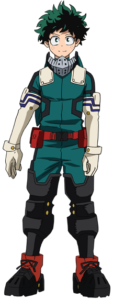 Izuku_Midoriya_Shoot Style DLC