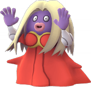 Jynx Pokemon Lets GO