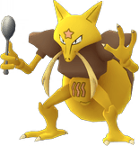 Kadabra Pokemon Lets GO