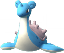 Lapras Pokemon Lets GO