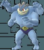 Machamp Pokemon Lets GO