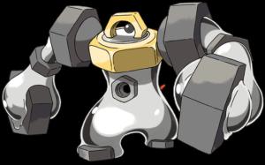 Melmetal Pokemon Go