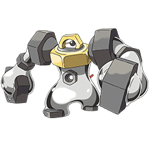 Melmetal Pokemon Lets GO