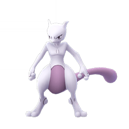 Mewtwo Pokemon Lets GO