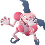 Mr Mime Pokemon Lets GO