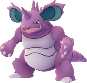 Nidoking Pokemon Lets GO