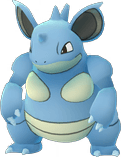 Nidoqueen Pokemon Lets GO