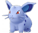 NidoranF Pokemon Lets GO