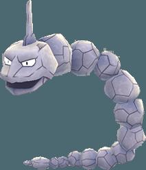 Onix Pokemon Lets GO