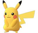 Pikachu Pokemon Lets GO