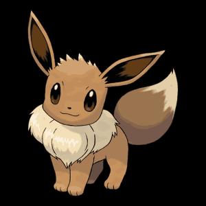 Pokemon Lets Go Eevee Starter