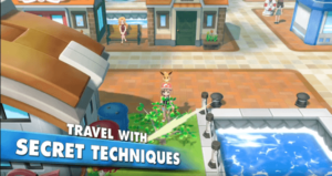 Pokemon Lets Go Secret Techniques