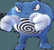 Poliwrath Pokemon Lets GO