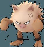 Primeape Pokemon Lets GO