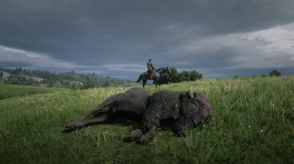 Red-Dead-Redemption-2-Hunting-Skinning