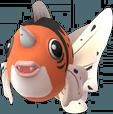 Seaking Pokemon Lets GO