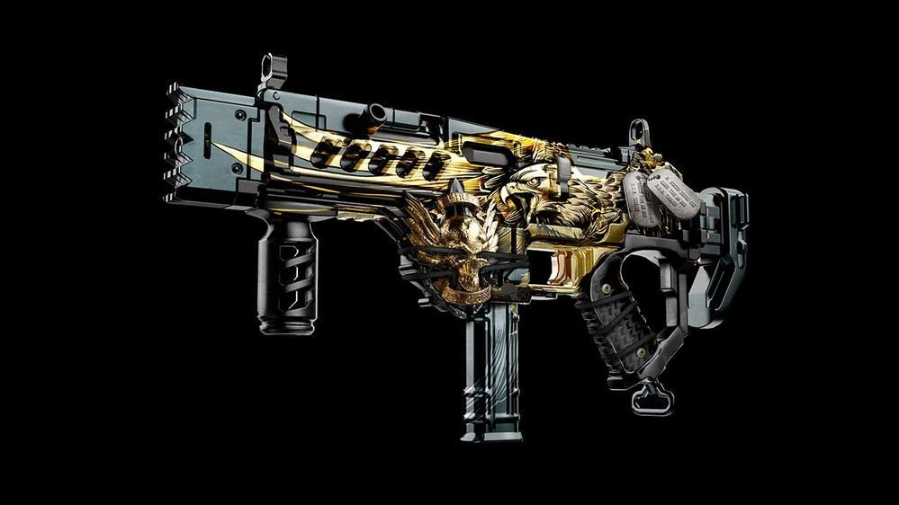 Signature Weapons COD BO4