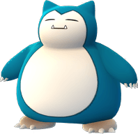 Snorlax Pokemon Lets GO
