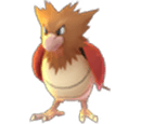 Spearow Pokemon Lets GO