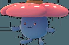 Vileplume Pokemon Lets GO