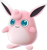 Wigglytuff Pokemon Lets GO