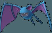 Zubat Pokemon Lets GO