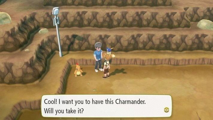 Pokemon Lets Go How To Get Charmander