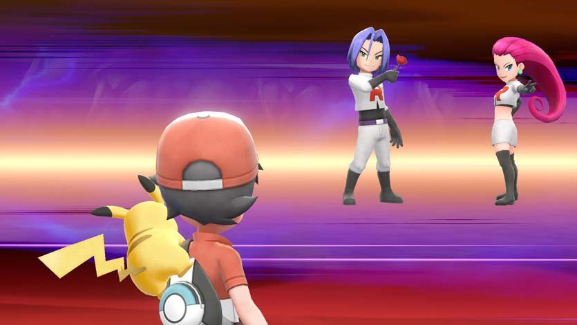 Pokemon Let S Go Team Rocket Guide How To Beat The Team