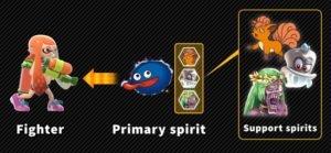 Super Smash Bros Ultimate Spirits