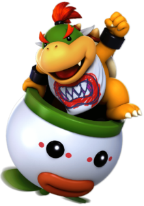 Bowser Jr. Super Smash Bros Ultimate