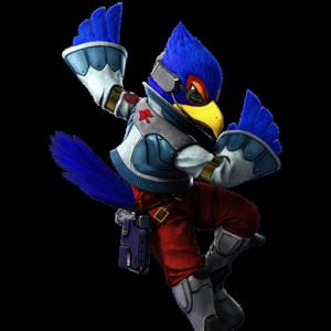Falco Super Smash Bros Ultimate