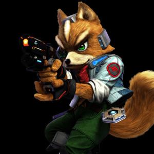 Fox Super Smash Bros Ultimate