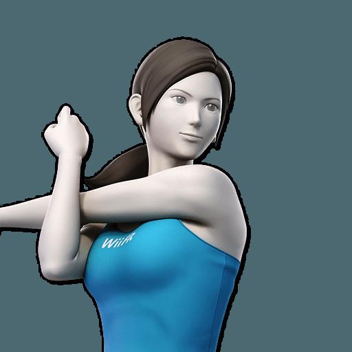 Wii Fit Trainer Super Smash Bros Ultimate   Unlock, Stats ...