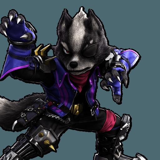 Wolf Super Smash Bros Ultimate Unlock Stats Moves
