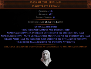 Path of Exile Synthesis New Items