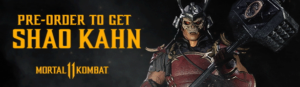 Mortal Kombat 11 DLC Characters