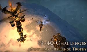 Path of Exile Challenge Rewards