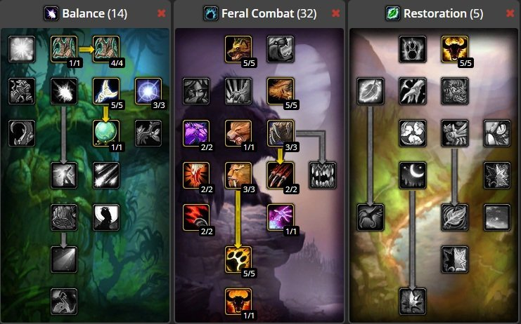 WoW-Classic-Feral-Combat-Druid-Build