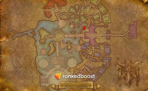 Darnassus-Enchanting-Trainer-Location-WoW-Classic
