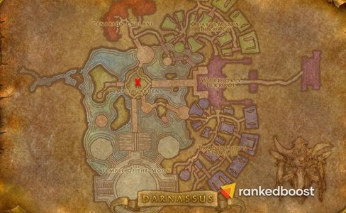Darnassus-Rogue-Trainer-Location-WoW-Classic