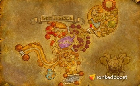 Orgrimmar-Hunter-Trainer-Location-WoW-Classic