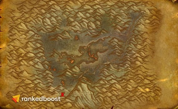 WoW-Classic-Blackwing-Lair-Location