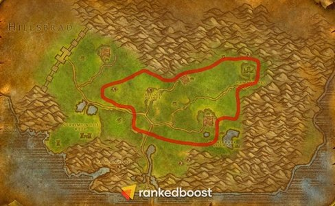 WoW-Classic-Iron-Gold-Ore-Locations