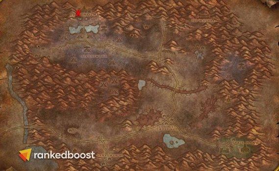 WoW-Classic-Naxxramas-Location