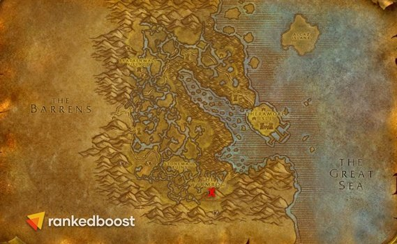 WoW-Classic-Onyxia's-Lair-Location
