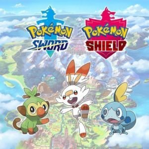 Pokemon Sword and Shield Starter Pokemon