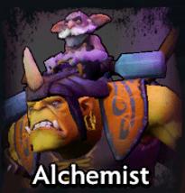 Alchemist Dota Underlords