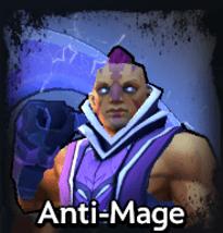 Anti-Mage Dota Underlords