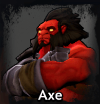 Axe Dota Underlords